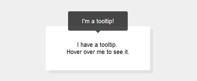 Всплывающая подсказка (tooltip) на CSS