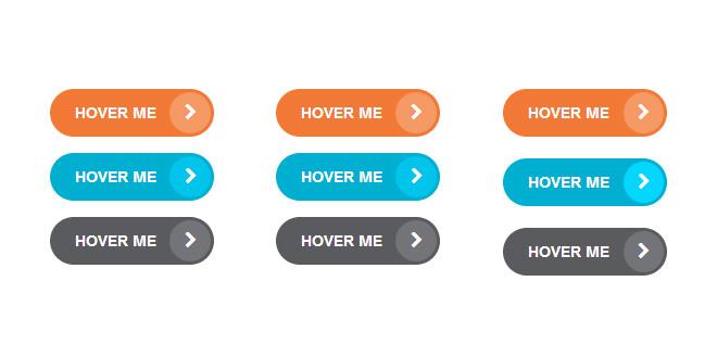Hover-эффекты для кнопок на CSS