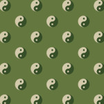Фоновая текстура для сайта ИНЬ ЯН на чистом CSS