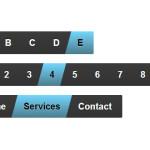 Нумерация страниц CSS