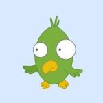 Удивительная анимация птички в CSS