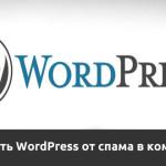Как защитить WordPress от спама в комментариях