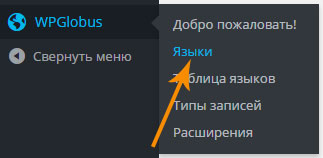 Сделать сайт двух языках wordpress как сделать свой сайт видео бесплатно